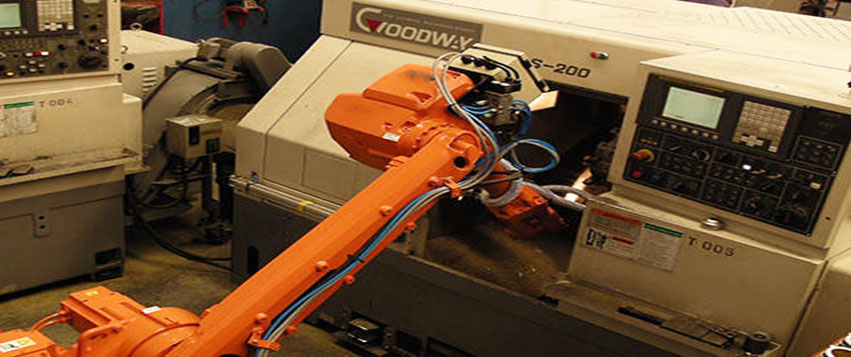 CNC AND ROBOTICS SERVICES